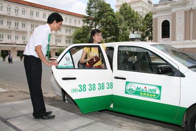 Mai Linh Taxi Vietnam