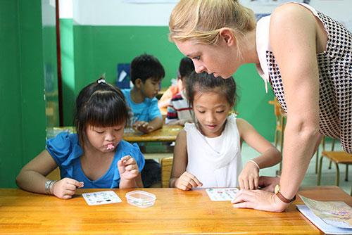 enseigner vietnam